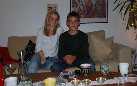 To ferske (og freske!) tenåringar i familien!